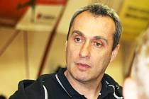 Reprezentační trenér Ronen Ginzburg