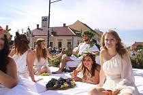 Bzenecké vinobraní se každoročně těší hojné návštěvě.