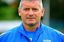 Bývalý sportovní ředitel Synotu a Šardic Jaroslav Hastík.