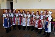 Křest CD ženského pěveckého sboru Marijánky z Vacenovic.