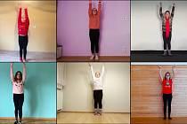 Na video malých tanečníků se můžete podívat na webových stránkách Základní umělecké školy Strážnice. FOTO: Archiv školy