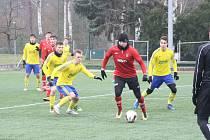 První přípravné utkání hodonínští fotbalisté nezvládli.