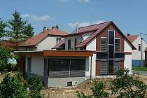 Dům z Dubňan získal první místo jako energetická a ekologická stavba roku.