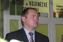 Hejtman Hašek navštívil hodonínskou nemocnici