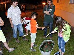 Noční program v muzeu nabídne dětem zábavu i úkoly.