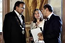 Kyjovsko navšítil ve středu italský velvyslanec Pasquale D´Avino. Zúčastnil se několika akcí.