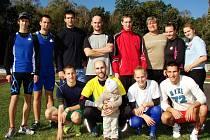 Hodonínšzí atleti zakončili letošní sezonu tradičním pětibojem a vrhačským trojbojem.