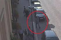 Pravděpodobný zloděj z Kyjova.