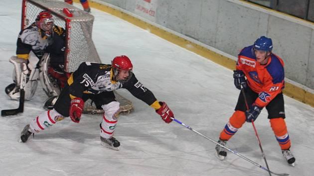 Drtičský juniorka porazila Pelhřimov