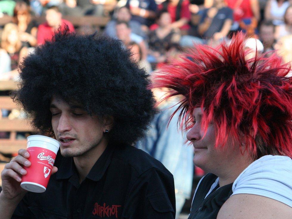 Rockfest Strážnice.
