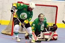 Hokejbalisté Sudoměřic skončili v Českém poháru na třetím místě. Na zimním stadionu ve Světlé nad Sázavou prohráli oba finálové duely.