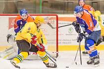 Hodonínští hokejisté prohráli ve 25. kole druhé ligy se Veetínem 2:6. Drtiči snižovali až v závěru utkání.