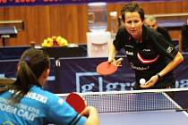 Úřadující šampionky prodloužily vítěznou sérii i v evropském poháru. Hlavní postavou hodonínského představení byla Renáta Štrbíková. Zkušená česká reprezentantka vybojovala pro domácí tým dva body.