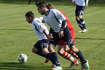 Fotbalisté Vacenovic vyšli v Charvátské Nové Vsi střelecky i bodově naprázdno. Na Břeclavsku prohráli 0:2.