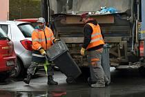 Obce zvyšují sazby za odpad, ale nabízejí i slevy, ilustrační foto