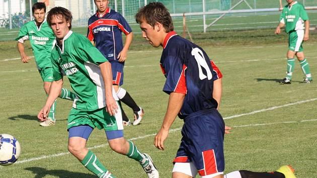 FC Veselí – Bzenec 2:2.