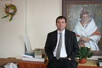 Petr Hanák starostuje v Hroznové Lhotě už dvacet let.