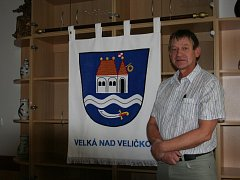 Velický starosta Jiří Pšurný.
