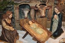 Ve Vrbasově muzeu je vystaveno přes sedm desítek betlémů .