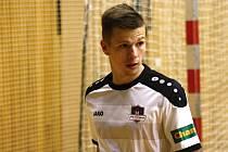 Hodonínští futsalisté budou i po vánočních svátcích spoléhat na výkony šikovného mladíka Bohumíra Doubravského.