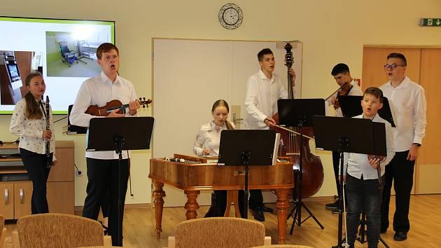 Den otevřených dveří v Centru služeb pro seniory Kyjov.