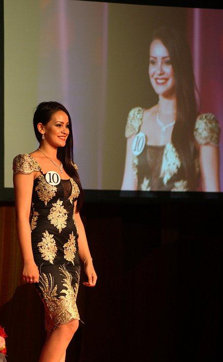 Soutěž Česko-slovenská Miss Roma 2017 se konala v Hodoníně. O titul královny krásy bojovalo dvanáct dívek.