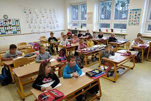 Žáky 1. A třídy Základní školy Dubňany učí Jana Roblová.
