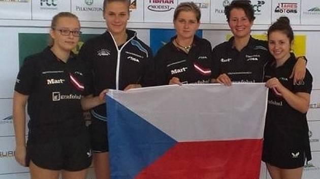 Stolní tenistky Hodonína mají za sebou premiéru v Lize mistryň a za svůj výsledek na stolech favorizovaného Tarnobrzegu se rozhodně stydět nemusí.