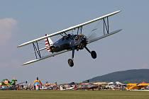 Letecký den 2021 spojený s oslavami 75. výročím Aeroklubu Kyjov.