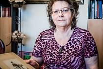 Kronikářka Věra Kotásková vydala knihu o vojácích z Lužic.