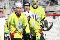 Sudoměřičtí hokejbalisté znovu dali pouze jeden gól. Ve 12. kole extraligy prohráli v Pardubicích 1:3, v tabulce zůstali osmí.
