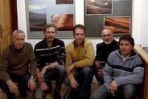 Fotoskupina Kontakt slaví letos pětatřicet let od svého vzniku. Oslavuje řadou výstav.