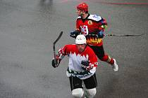 Hokejbalisté Sudoměřic - ilustrační foto.