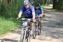 Mistrovství republiky v orintačním závodě na kole