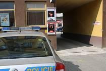 Ve Vracově vyhrožoval penzista zbraní. Na místo dorazili policisté.