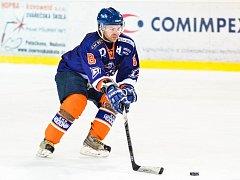 Béčko hodonínských hokejistů bojuje v Krajské lize jižní Moravy a Zlínska o postup do play off.