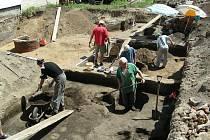Nové mikulčické archeologické nálezy.