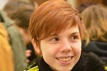 Klára Štefanovičová.