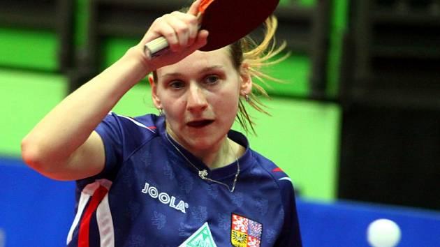 Šestadvacetiletá stolní tenistka Hana Matelová je sedmou českou hráčkou v historii, která se zúčastní olympijského turnaje.