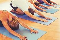 Zacvičí si jógu podle Iyengara