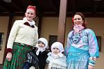 Veselím prošel tradiční fašankový průvod. Foto: Zuzana Černá