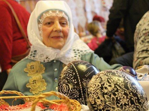 Ve Vacenovicích se uskutečnila celostátní velikonoční výstava.
