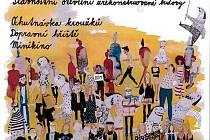 Pozvánka na slavnostní otevření rekonstruovaného Domu dětí a mládeže ve Veselí nad Moravou.