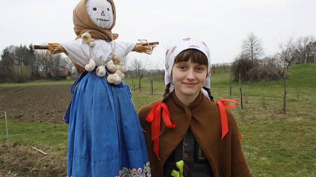 Strážnický skanzen připravil na neděli dvacátého března ukázky velikonočního veselí, jídla a výroby dekorací.