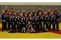 Výprava hodonínských zápasníků na Memoriálu Františka Červína v soutěži sedmadvaceti družstev vybojovala bronzový pohár.