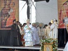 Konstantinopolský patriarcha Bartoloměj a jeho poselství.