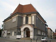 Hodonínská galerie výtvarného umění.