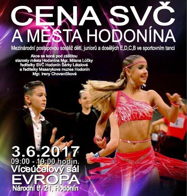 Poslední výsledky TK Classic při SVČ Hodonín jsou pro všechny příznivce sportovního tance nejlepší pozvánkou na sedmý ročník Ceny SVČ a města Hodonína, která se koná vsobotu 3.června ve víceúčelovém sále Evropa.