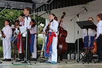 Festival písní nejen z vinohradů v Miloticích.