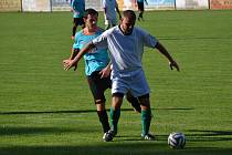 Fotbalisté Strážnice doma na úvod sezony remizovali s Charvátskou Novou Vsí 1:1.
